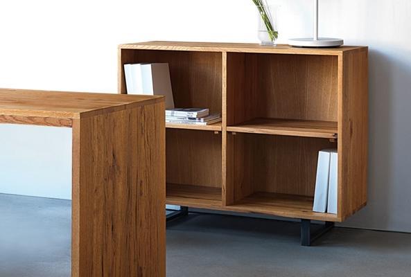 Quadra office bookshelf image 4