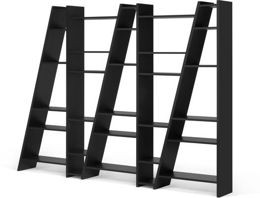 TemaHome Modern Delta (5) Display Unit - Matt White, grey or Black image 10