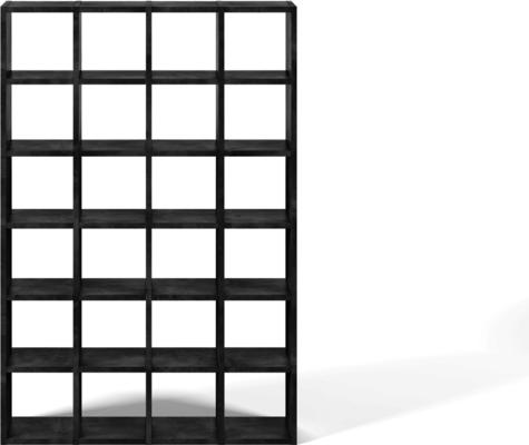 TemaHome Pombal (01) Wall Unit - Matt White, Concrete, Oak or Walnut image 2