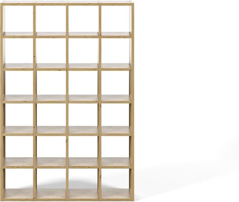 TemaHome Pombal (01) Wall Unit - Matt White, Concrete, Oak or Walnut image 3