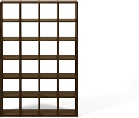 TemaHome Pombal (01) Wall Unit - Matt White, Concrete, Oak or Walnut image 4