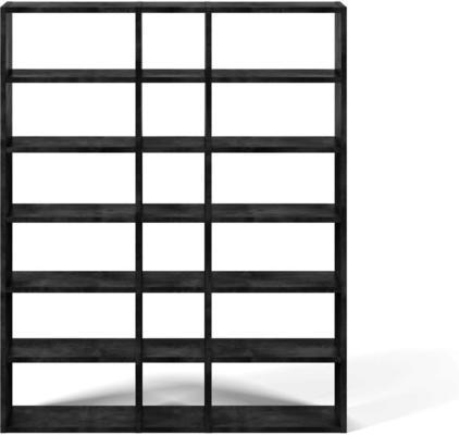 TemaHome Pombal (18) Wall Unit - Matt White, Concrete, Oak or Walnut image 2