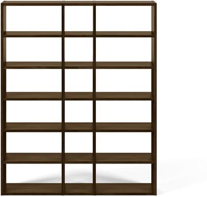 TemaHome Pombal (18) Wall Unit - Matt White, Concrete, Oak or Walnut image 4