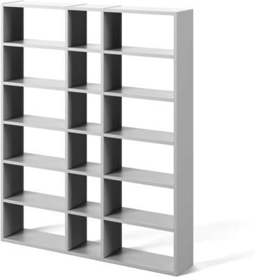 TemaHome Pombal (18) Wall Unit - Matt White, Concrete, Oak or Walnut image 6