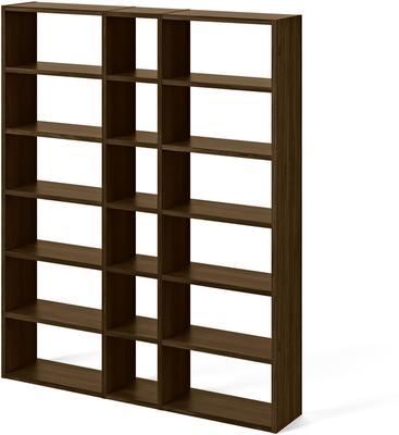 TemaHome Pombal (18) Wall Unit - Matt White, Concrete, Oak or Walnut image 9