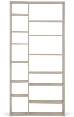 TemaHome Valsa 001 Wall Display Unit - Matt Grey or White image 2