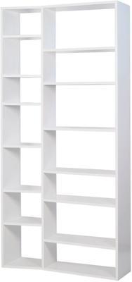 TemaHome Valsa 001 Wall Display Unit - Matt Grey or White image 3