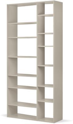 TemaHome Valsa 001 Wall Display Unit - Matt Grey or White image 12