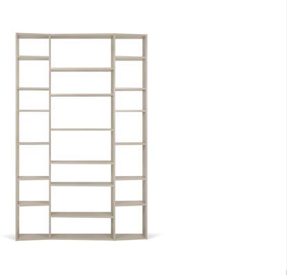TemaHome Valsa 002 Wall Display Unit - Matt Grey or White image 2