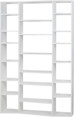 TemaHome Valsa 002 Wall Display Unit - Matt Grey or White image 3