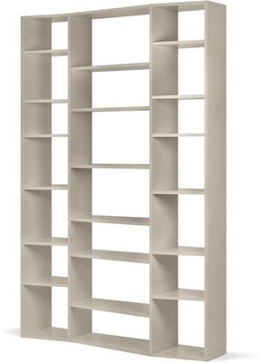 TemaHome Valsa 002 Wall Display Unit - Matt Grey or White image 4
