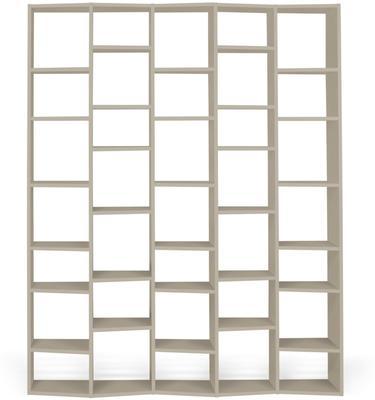 TemaHome Valsa 004 Wall Display Unit - Matt Grey or White image 2