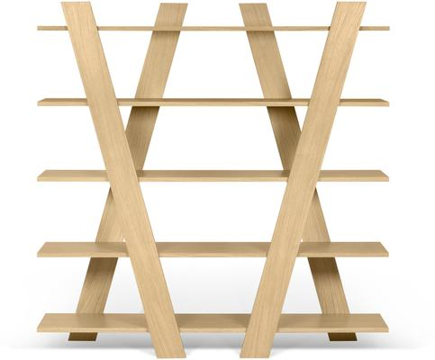 TemaHome Wind Modern Shelving Unit image 2