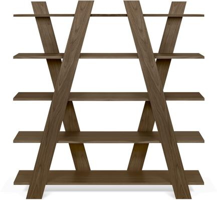 TemaHome Wind Modern Shelving Unit image 3