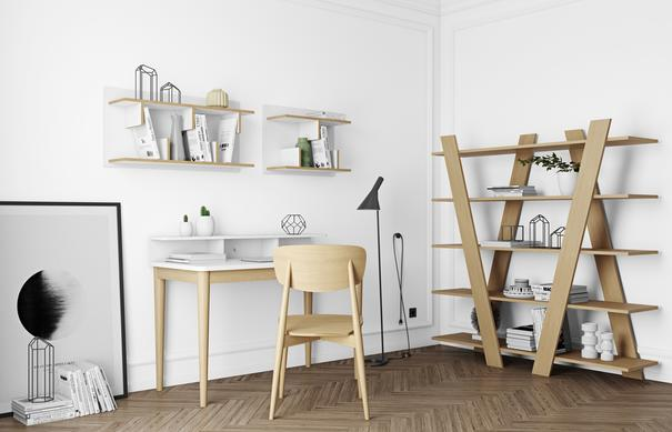 TemaHome Wind Modern Shelving Unit image 13