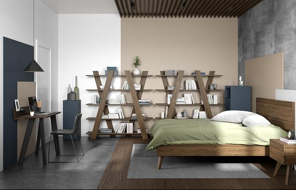 TemaHome Wind Modern Shelving Unit image 15