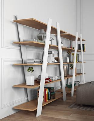 TemaHome Wind Modern Shelving Unit image 16