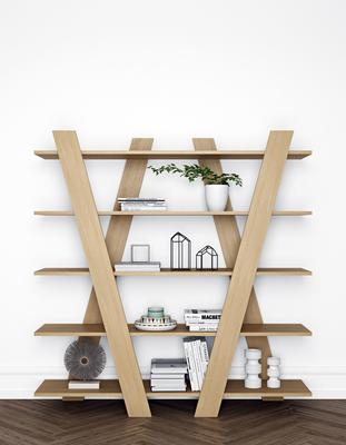 TemaHome Wind Modern Shelving Unit image 17