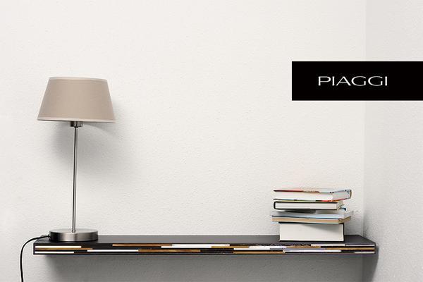 Holt decorative shelf dark wood image 5
