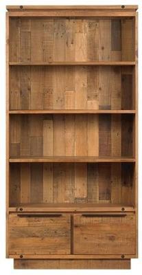 New York 2 drawer bookcase