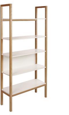 Farringdon open bookcase