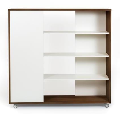 Adala room divider bookcase