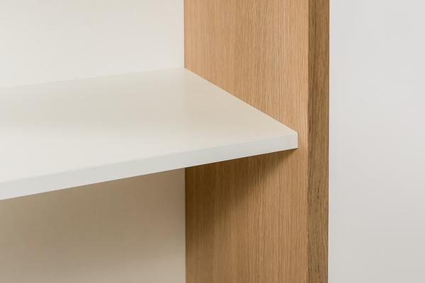 Adala room divider bookcase image 7