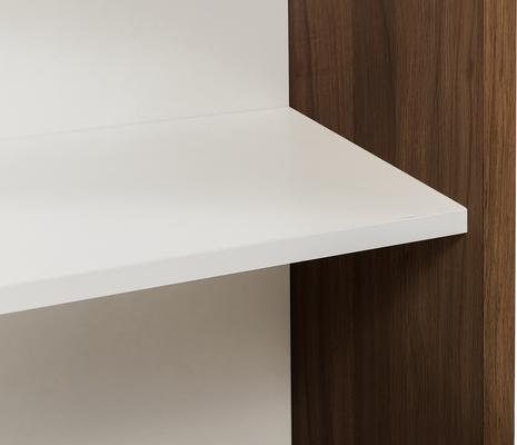 Adala room divider bookcase image 8