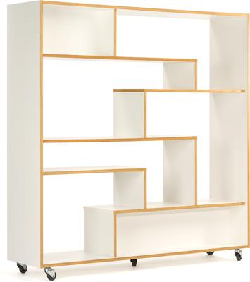 Southbury room divider bookcase image 2