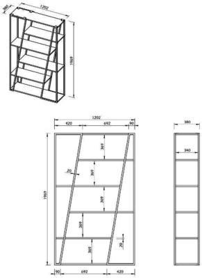 Albi shelving unit image 13
