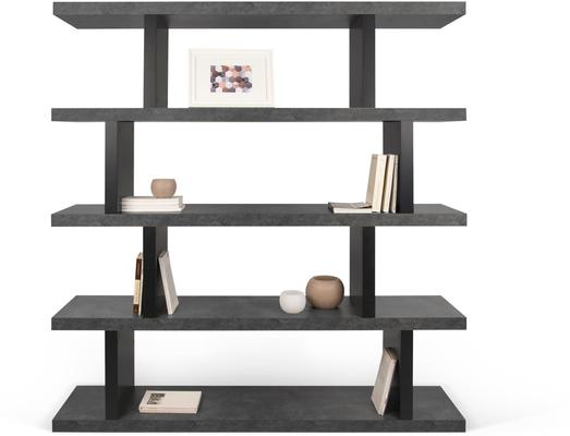 Step shelving unit image 5