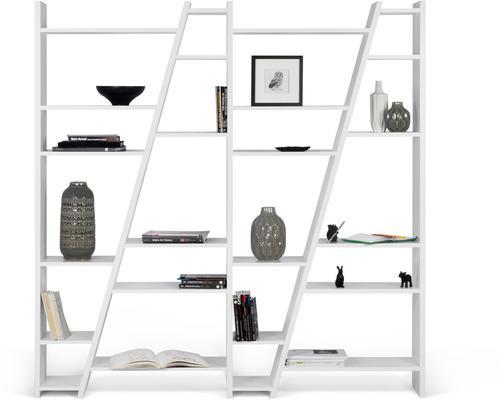TemaHome Modern Delta (4) Display Unit - Matt White, grey or Black image 4