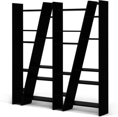 TemaHome Modern Delta (4) Display Unit - Matt White, grey or Black image 9