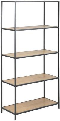 Seafor 4 shelf bookcase display