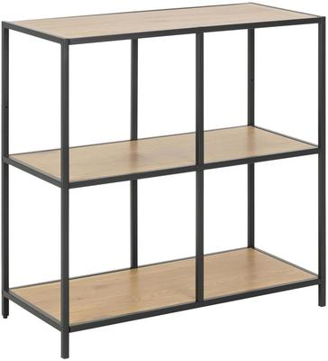 Seafor 2 shelf wall display unit