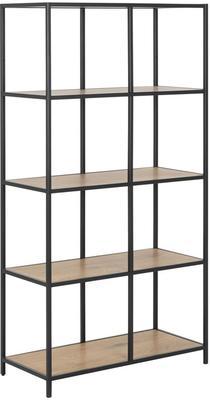 Seafor 4 shelf wall display unit