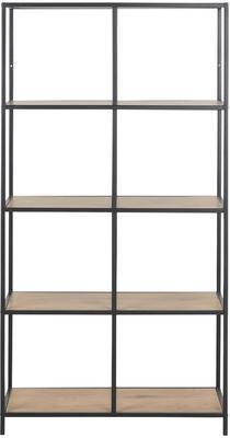 Seafor 4 shelf wall display unit image 2