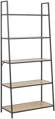 Seafor slant wall unit with 5 shelves