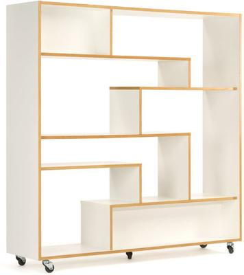 Southbury room divider bookcase (Sale)