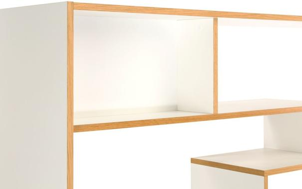 Southbury room divider bookcase (Sale) image 3