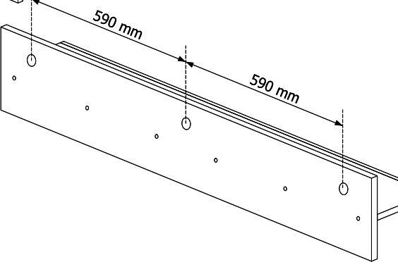 Como Shelf- Anthracite Finish image 3