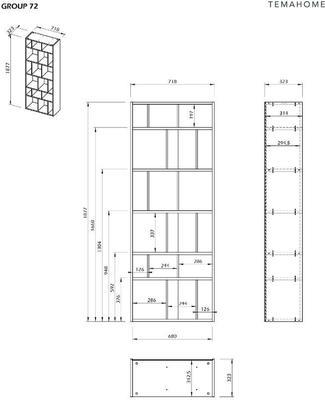 Group 72 shelving unit image 7