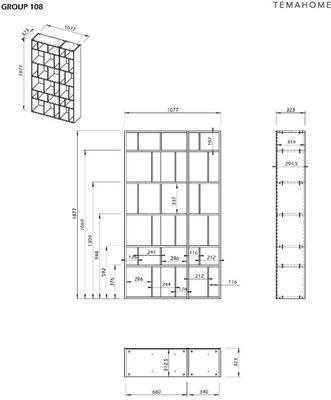 Group 108 shelving unit image 7
