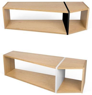 One shelving unit image 3