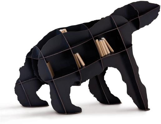 ibride Joe Large Bear Bookcase