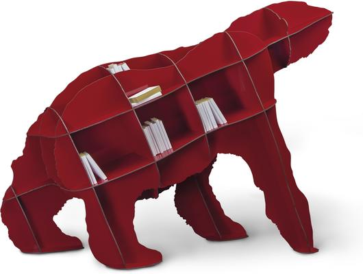 ibride Joe Large Bear Bookcase image 3