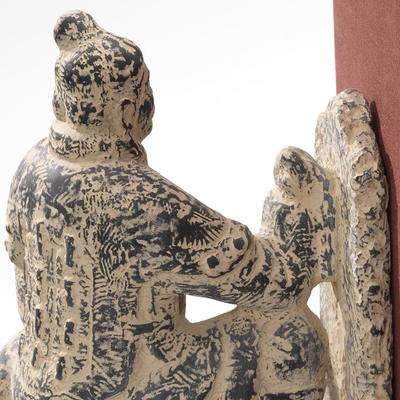 Pair of Terracotta Warrior Bookends image 4