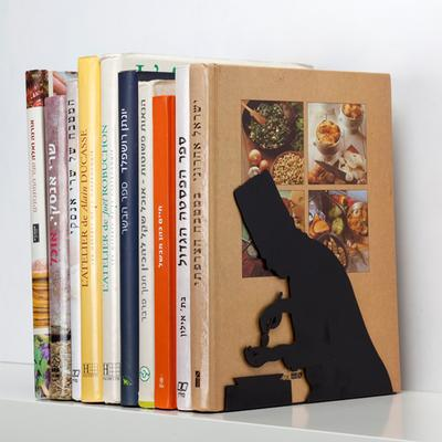 By The Book Cookbook Bookends image 3