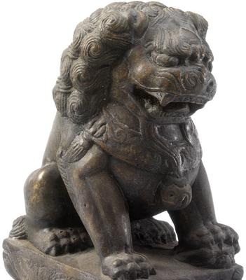 Stone Temple Lion image 3