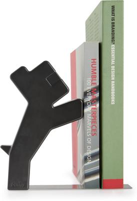 Buddy Bookend - Black or Red